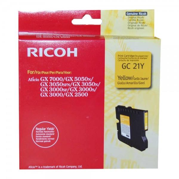 Ricoh Tinte GC-21y yellow