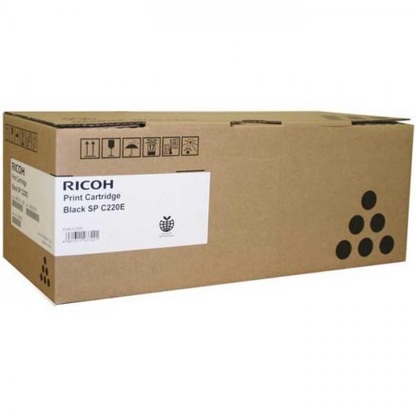Original Ricoh Toner 406052 TYP SPC220E black - Neu & OVP