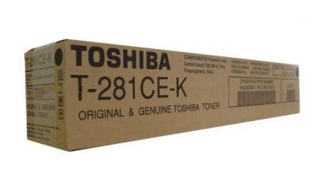 Original Toshiba Toner T-281CE-K black - Neu & OVP