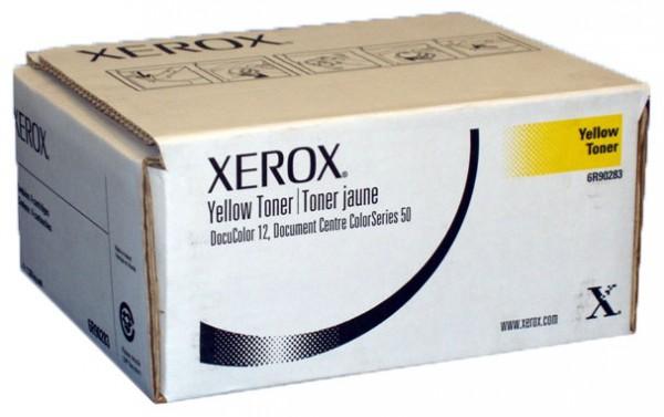 Original Xerox Toner 006R90283 yellow - reduziert