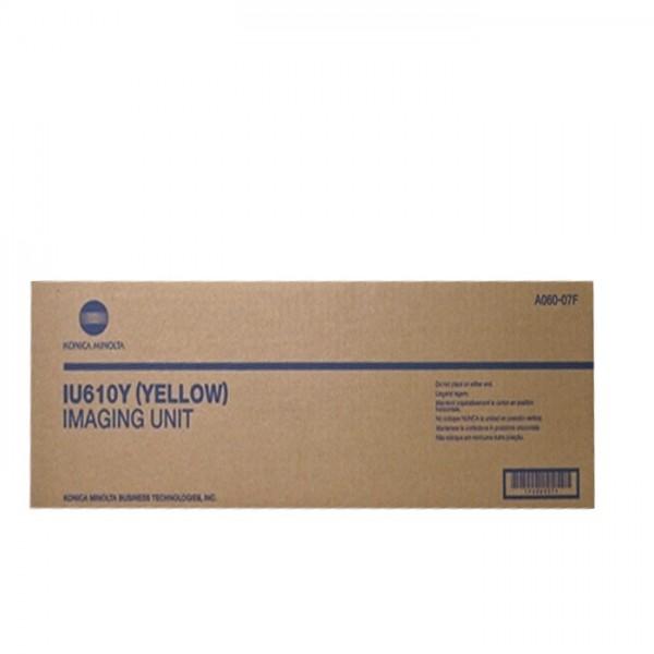 Ori. Konica Minolta Bildtrommel A060-07F yellow - reduziert