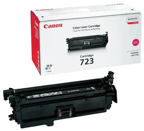 Canon 723 Toner 2642B002 magenta