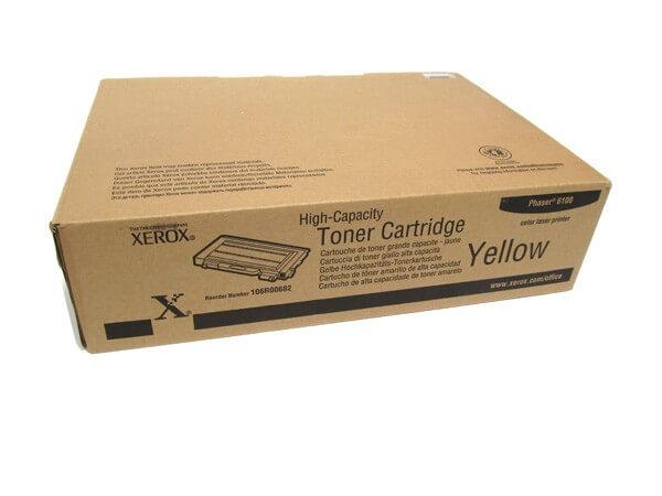 Xerox Toner 106R00682 yellow