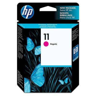 Original HP 11 Tinte C4837A magenta - C-Ware