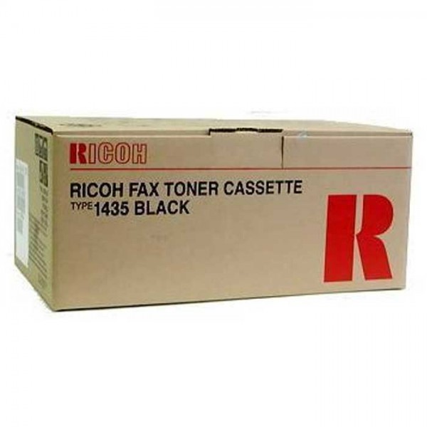 Original Ricoh Fax Toner 430291 Type 1435 black - reduziert