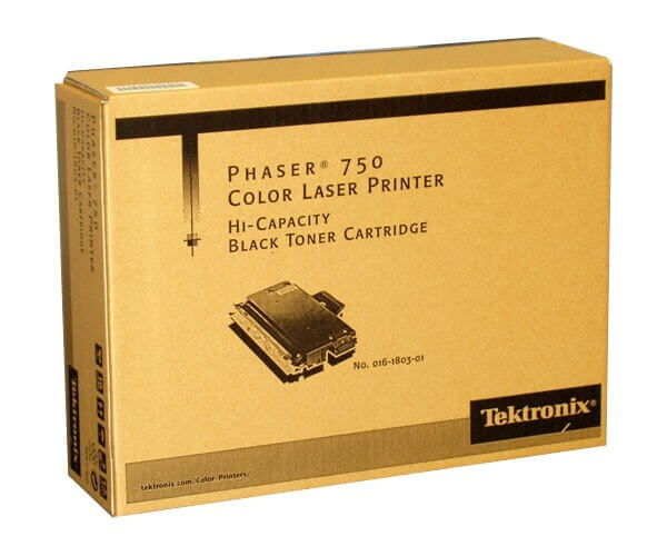 Xerox Phaser Toner 016-1803-01 black - reduziert