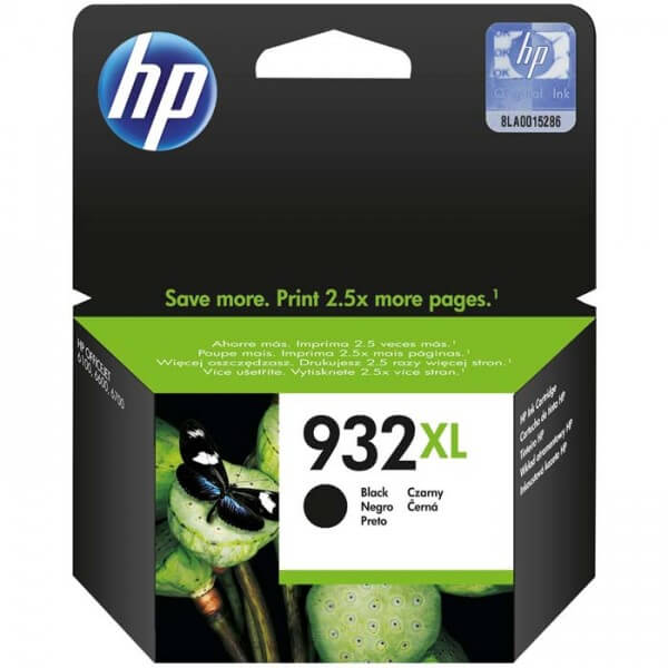 HP Nr. 932XL Tinte CN053AE black