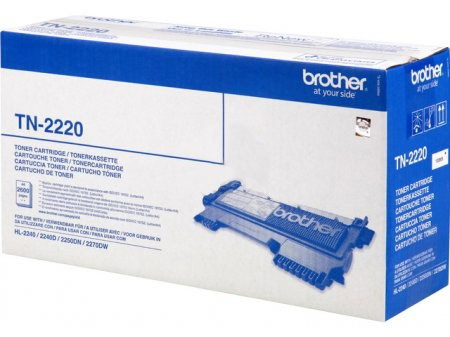 Brother Toner TN-2220 black