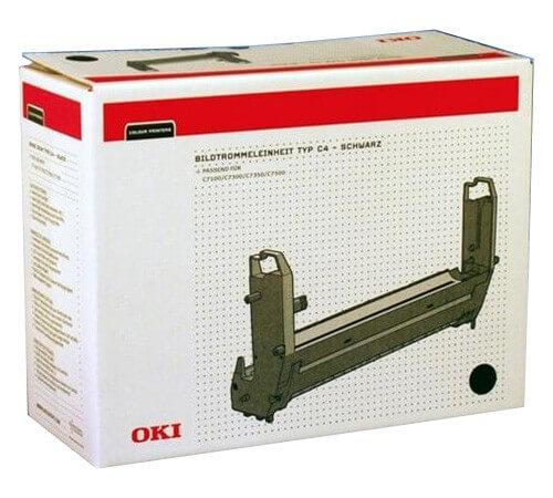 Original OKI Type C4 Image Drum 41962808 black - reduziert