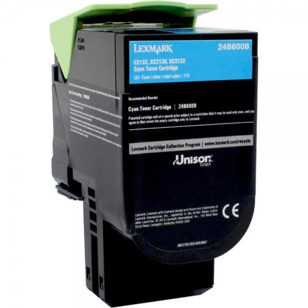 Lexmark Toner 24B6008 cyan