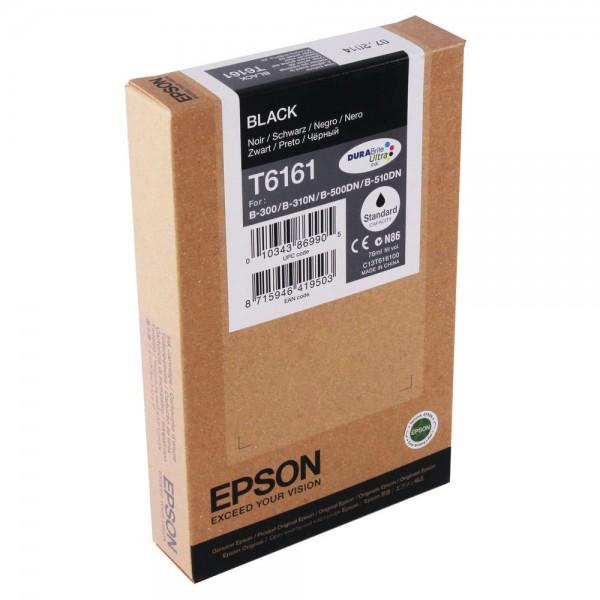 Epson T6161 Tinte C13T616100 black