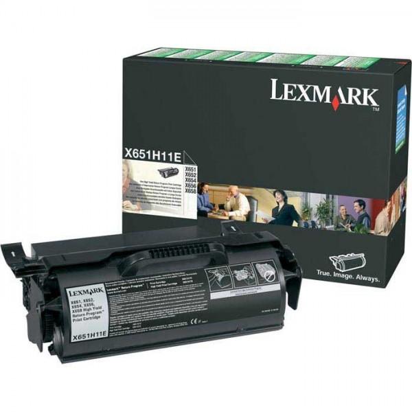 Lexmark Toner X651H11E