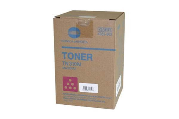 Original Konica TN-310M Toner 4053-603 magenta - Neu & OVP