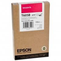 Epson T605B Tinte C13T605B00 magenta