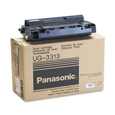 Original Panasonic Toner UG-3313 black - C-Ware