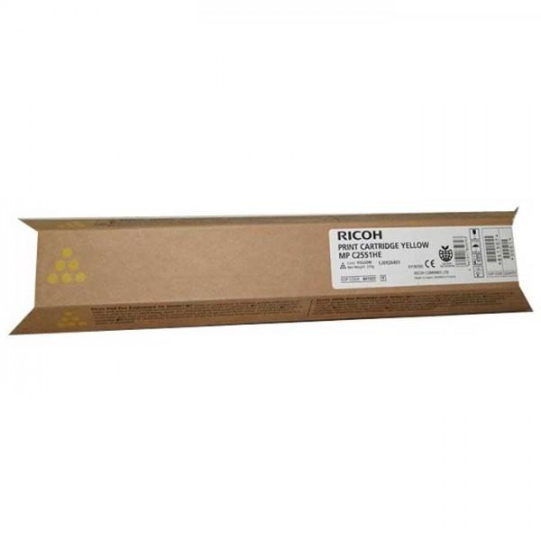 Ricoh MP C2551 Toner 841507 yellow