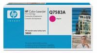 Original HP Color Laserjet Toner Q7583A magenta - Neu & OVP