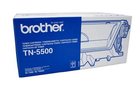 Brother Toner TN-5500 black - reduziert