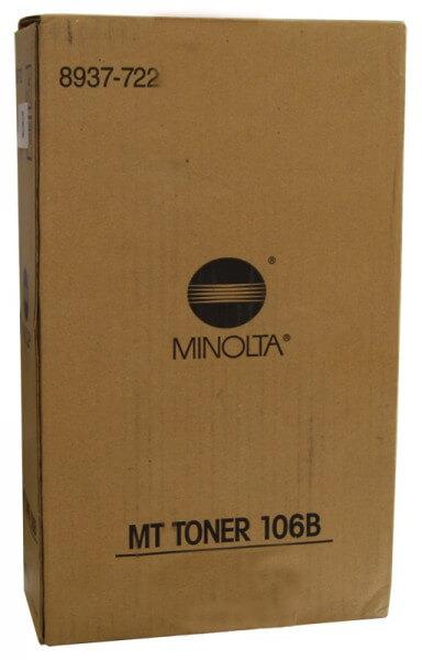 Original Konica Minolta Toner 8936-304 black - Neu & OVP