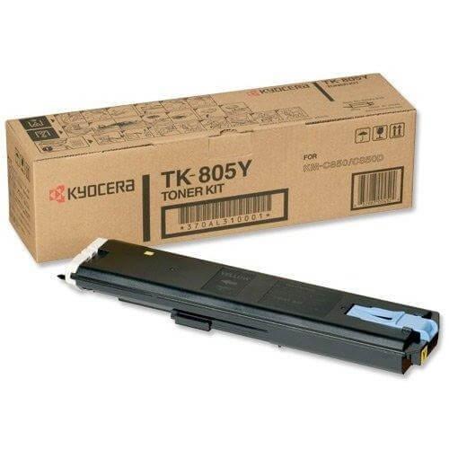 Kyocera Toner TK-805Y yellow - reduziert