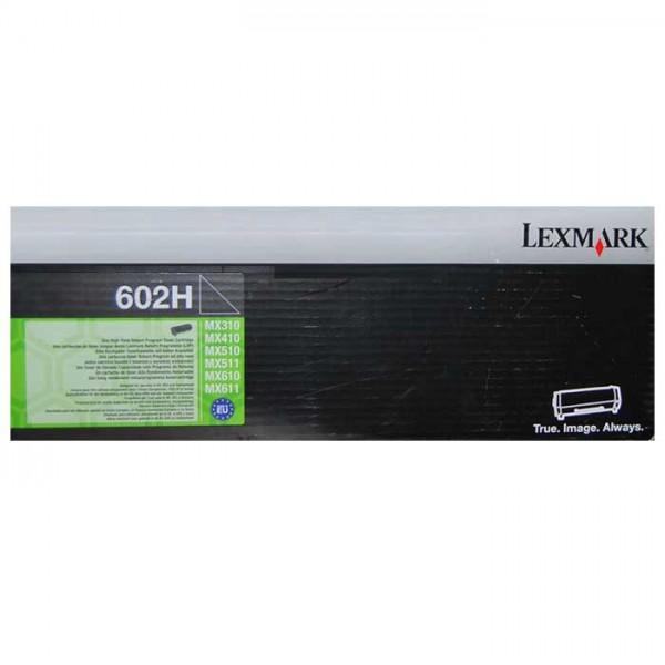 Original Lexmark Toner 60F2H00 black - C-Ware
