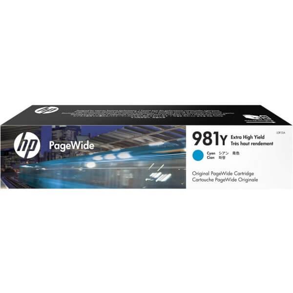 HP Tinte 981Y L0R13A cyan