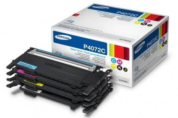 Original Samsung Toner CLT-P4072C Rainbow-Kit - reduziert
