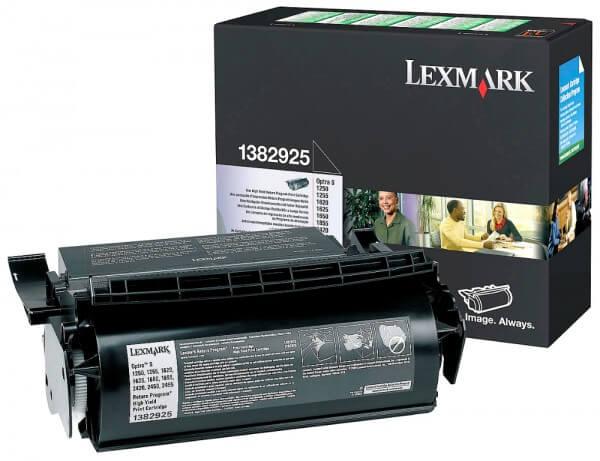 Lexmark Toner 1382925 black