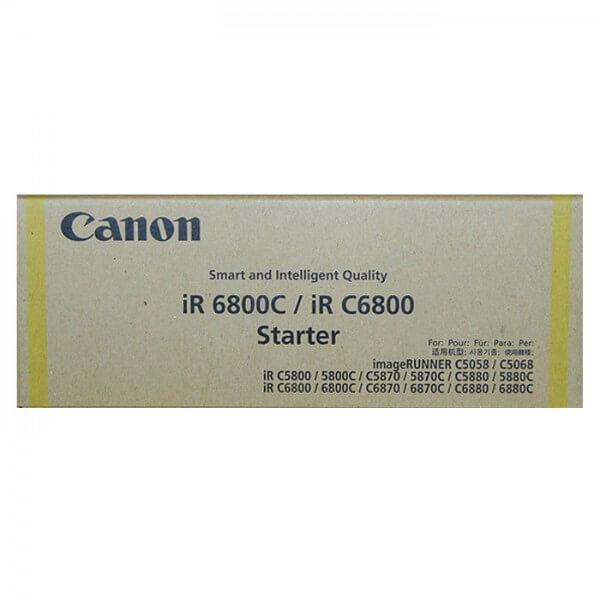 Original Canon Starter-Nachfüll Pack NPG-24Y - Neu & OVP