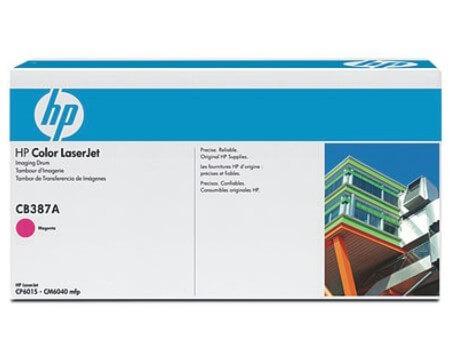 Ori. HP Color Laserjet Imaging Drum CB387A magenta - reduziert