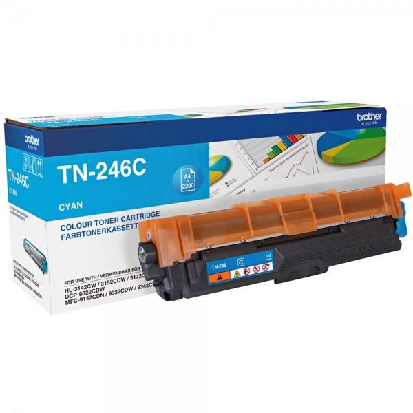 Brother Toner TN-246C cyan