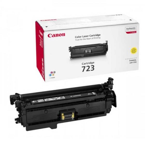 Canon 723 Toner 2641B002 yellow - reduziert