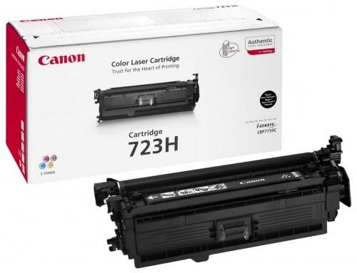 Original Canon 723H Toner 2645B002 black - reduziert