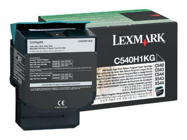 Lexmark Toner C540H1KG black