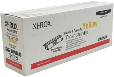 Original Xerox Phaser Toner 113R00690 yellow - Neu & OVP