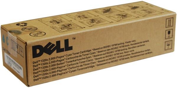 Original Dell Toner 593-10259 cyan - C-Ware