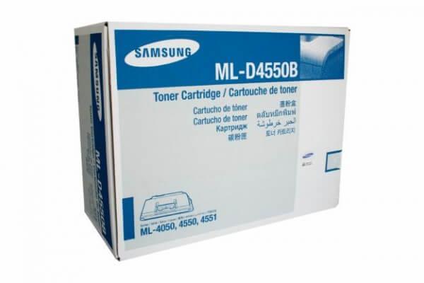 Samsung Toner ML-D4550B black - reduziert