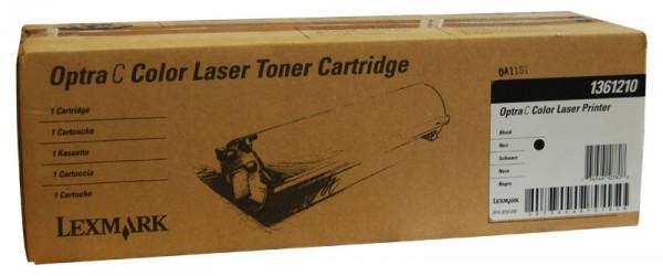 Original Lexmark Toner 1361210 black - reduziert