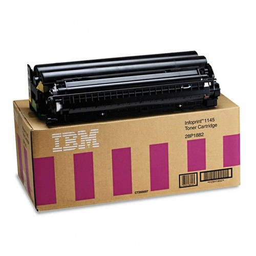 Original IBM Infoprint Toner 28P1882 black - C-Ware