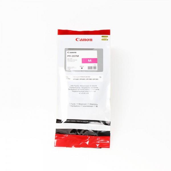 Canon Tinte PFI-207M magenta 8791B001