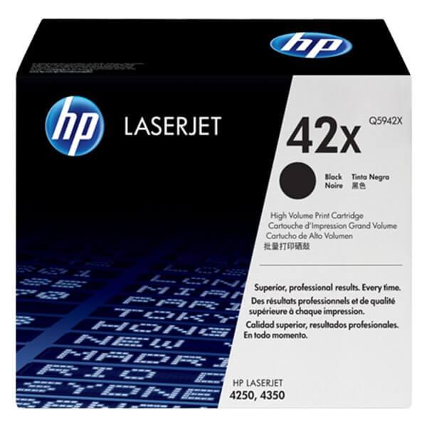 HP Laserjet Toner Q5942X black