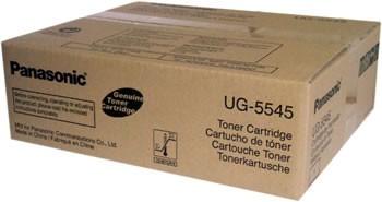 Original Panasonic Toner UG-5545 black - reduziert