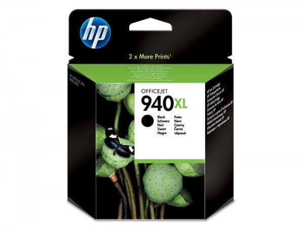 Original HP 940XL Tinte C4906AE black - Neu & OVP