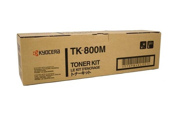 Kyocera Toner TK-800M magenta - reduziert