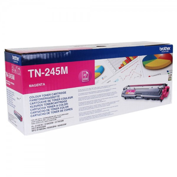 Brother Toner TN-245M magenta