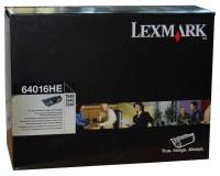 Original Lexmark Toner 64016HE black - Neu & OVP