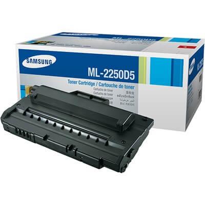 Original Samsung Toner ML-2250D5 black - Neu & OVP