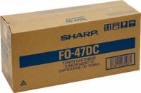 Sharp Toner FO-47DC black