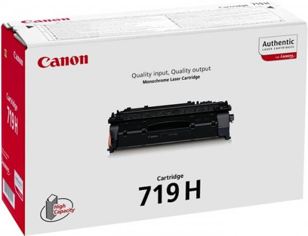 Original Canon 719H Toner 3480B002 black - reduziert