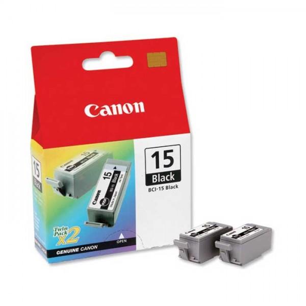 Original Canon Tinte BCI-15BK black - Neu & OVP